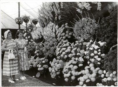 Floral Display 1930s