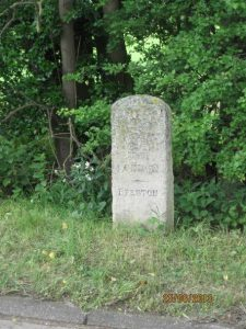 Girtford Milestone - missing - please help fond it